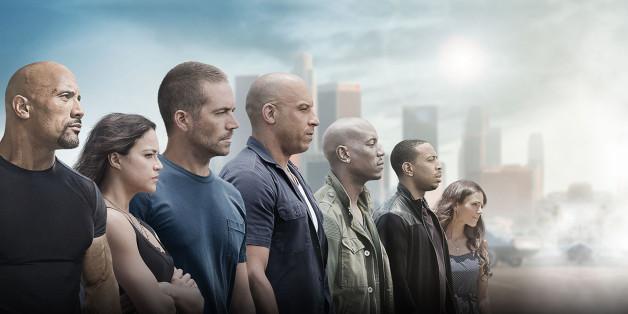 """Schauplatz Tokio  Dominic Toretto (Vin Diesel und seine Crew wollen Rache: """"Fast & furious 7""""ist neu auf Amazon"""