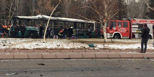 Schwere Explosion in der Türkei: Berichte über Tote und Verletzte