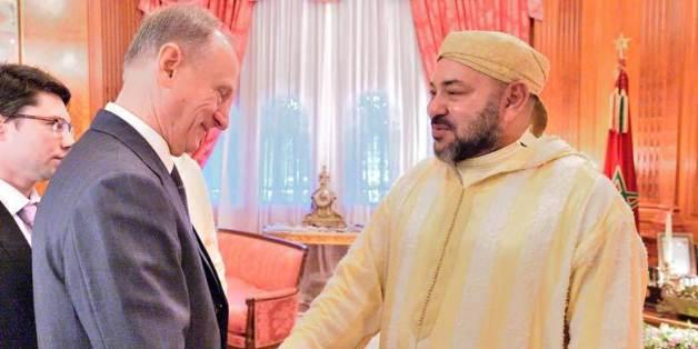 Le roi Mohammed VI invite Poutine pour une visite d'Etat au Maroc