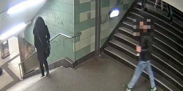 Mutmaßlicher U-Bahn-Treter von Berlin festgenommen