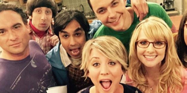 """""""Big Bang Theory"""": Warum das Baby nie zu sehen sein wird"""