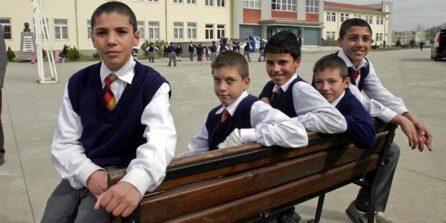 Eine türkische Schule (Symbolbild)