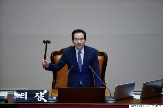 korea impeachment