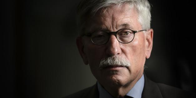 Buchautor und Ex-Politiker Thilo Sarrazin ist der Meinung, dass der Euro jederzeit platzen könnte