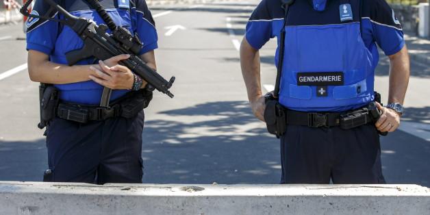 Schweizer Polizisten (Symbolbild)
