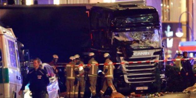 Une attaque au camion bélier à Berlin fait 9 morts et une cinquantaine de blessés
