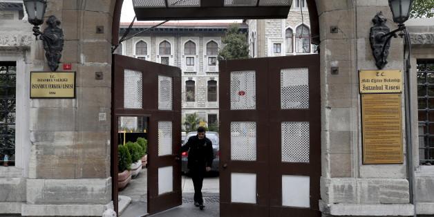 Die Gymnasium Istanbul Lisesi