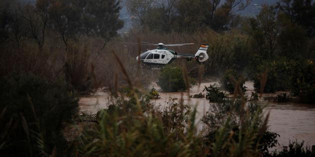 Inondations: Un Marocain meurt emporté par les flots en Espagne