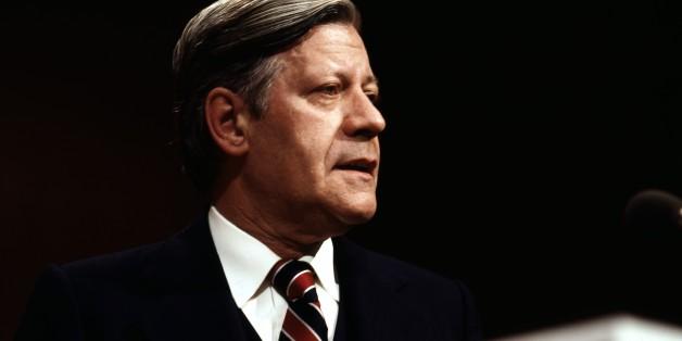 Dieses Zitat des damaligen Kanzlers Helmut Schmidt gibt Hoffnung