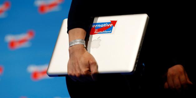 Die junge AfD greift auf Twitter den SPD-Politiker Sven Tritschler harsch an