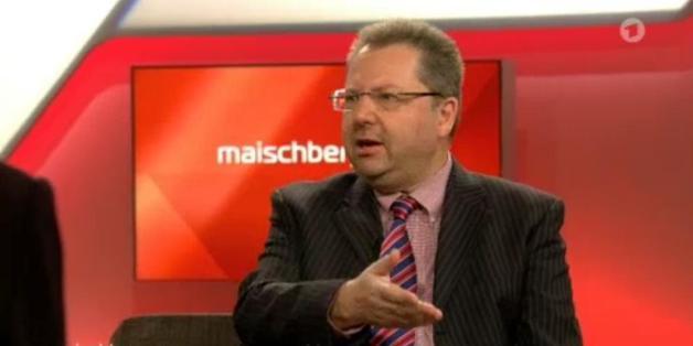 """Der israelische Terrorismus-Experte Shlomo Shpiro bei """"Maischberger Extra"""""""