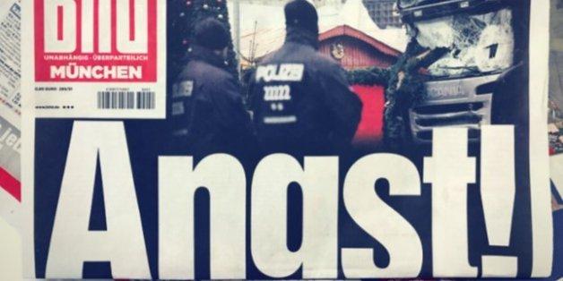 """Das Cover der """"Bild""""-Zeitung zeigt, was nach dem Anschlag in Berlin schief läuft"""