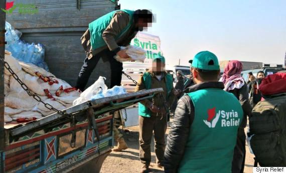 syria relief