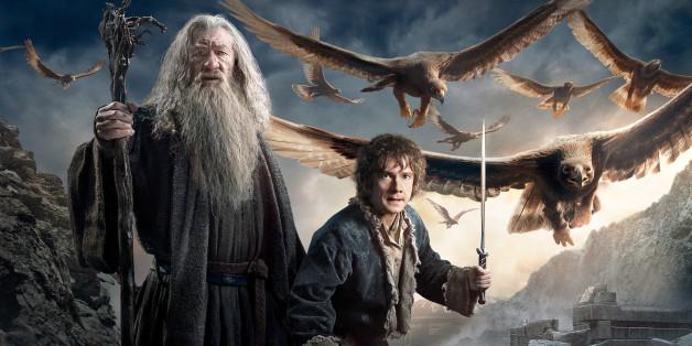 """Im Finale der Trilogie stehen sich 5 verfeindete Heere am Einsamen Berg gegenüber: """"Der Hobbit 3"""" ist neu auf Netflix"""