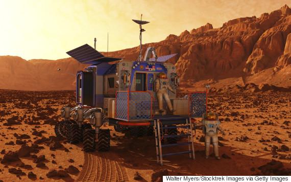mars manned exploration