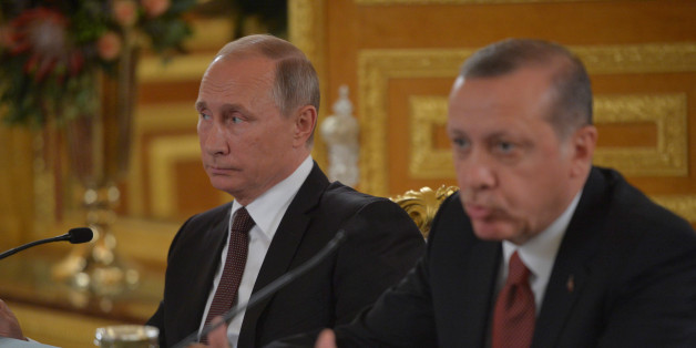Allianz der Autokraten: Woher kommt die seltsame Zuneigung zwischen Putin und Erdogan?