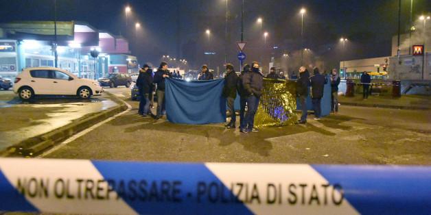 Anis Amri wurde in der Nacht zum Freitag in Mailand erschossen