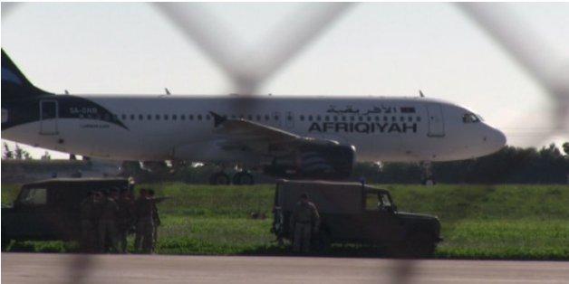 Un avion lybien, avec 118 personnes à son bord, détourné vers Malte