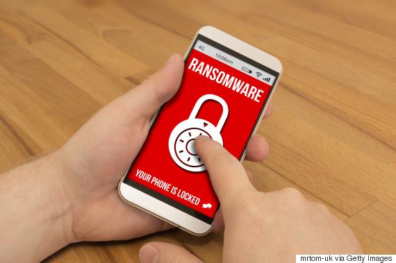cellphone ransomware