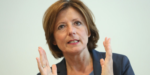 Die rheinland-pfälzische Ministerpräsidentin Malu Dreyer hat die CSU scharf angegriffen (Archivbild)