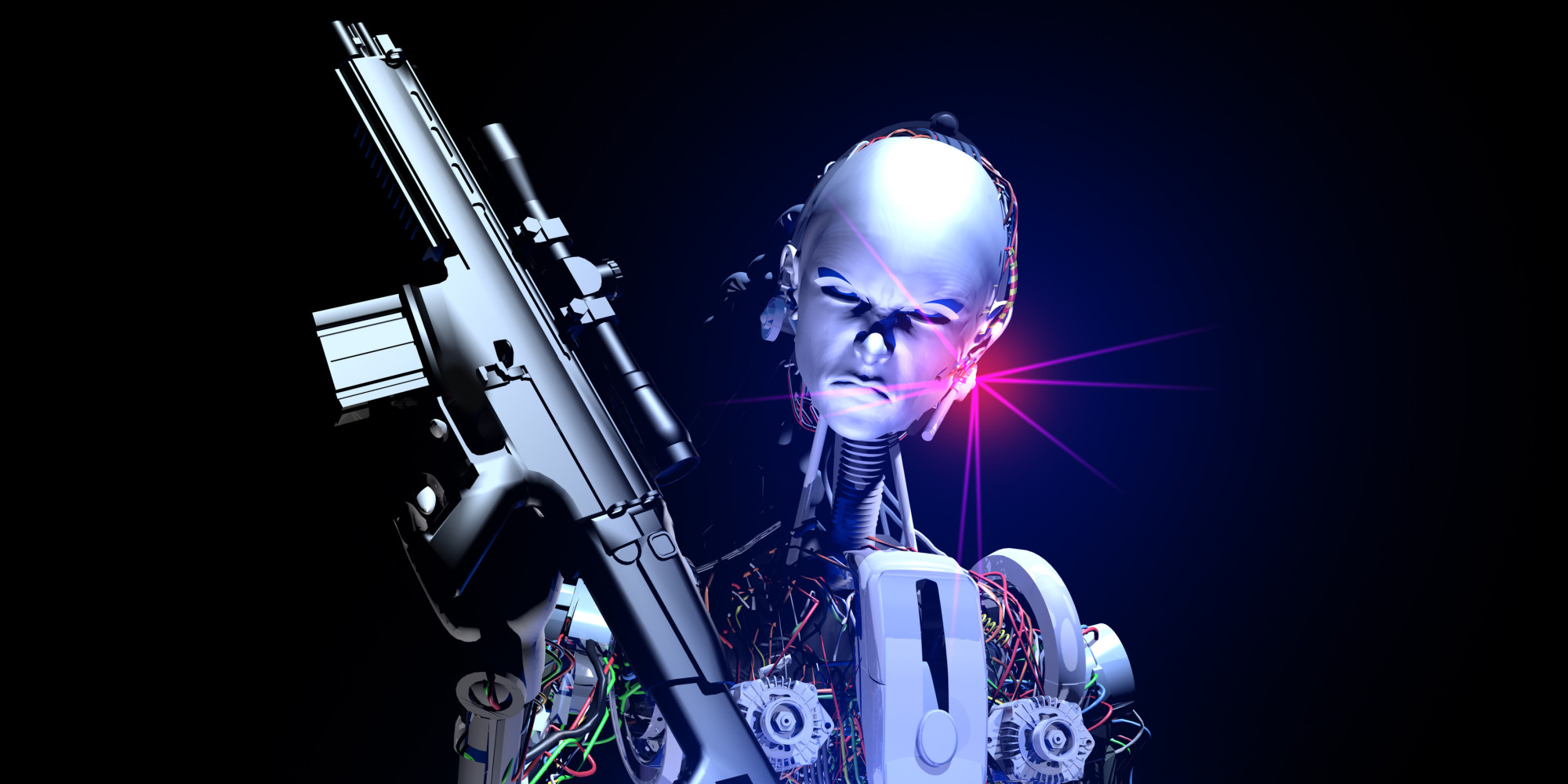 a study on human fear of artificial intelligence There are mounting fears among the public about the threat posed by artificial intelligence a new survey has revealed that one in three people now believe the rise of ai computing will pose a.