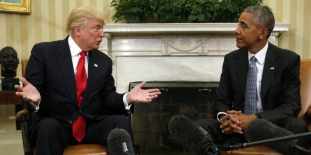 """Barack Obama est """"sûr"""" qu'il aurait gagné l'élection présidentielle contre Donald Trump (qui n'a pas apprécié)"""