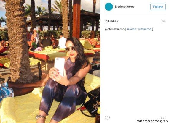 jyoti matharoo instagram
