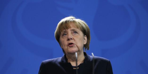 Die Flüchtlinge wollten Kanzlerin Merkel ein Paket schicken