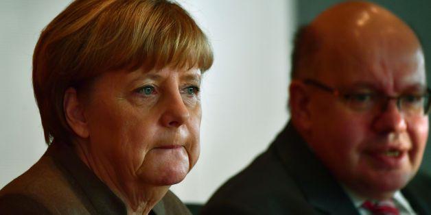 Kanzlerin Angela Merkel bekommt es zunehmend mit Gegnern aus ihrer eigenen Partei zu tun