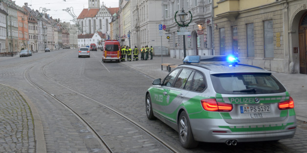 Am Tag der Evakuierung wurde die Polizei auch zu einer Massenschlägerei im Bus gerufen (Archivbild)