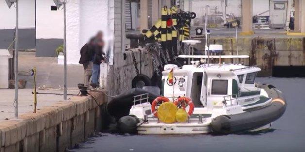 Deux Espagnols blessés par balles dans les eaux marocaines près de Sebta