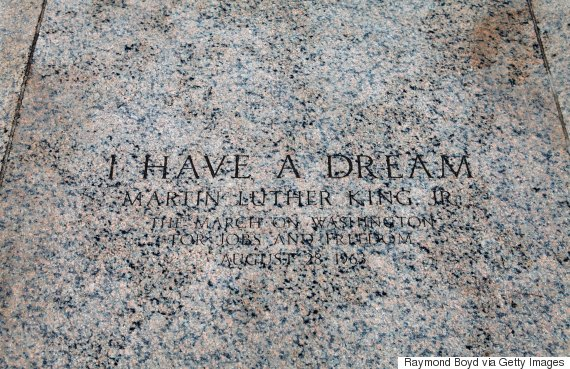 i have a dream marker martin