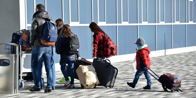 Zehntausende Asylbewerber sind 2016 freiwillig in ihre Heimat zurückgekehrt.