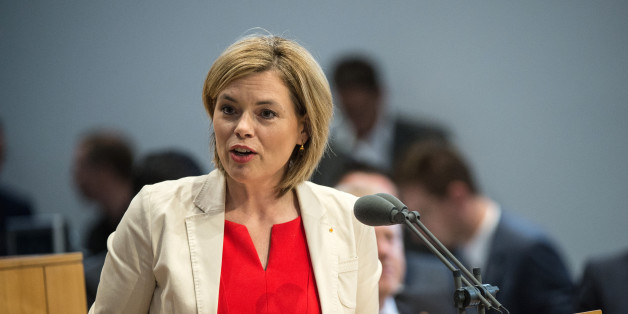 CDU-Vize Julia Klöckner verlangt bei kriminellen Flüchtlingen ein konsequenteres Vorgehen.