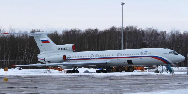Laut den russischen Ermittlern soll es keinen Hinweis auf eine Explosion bei dem Tupolew-Absturz geben.