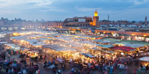 Nouvel an: Marrakech parmi les destinations préférées des Français