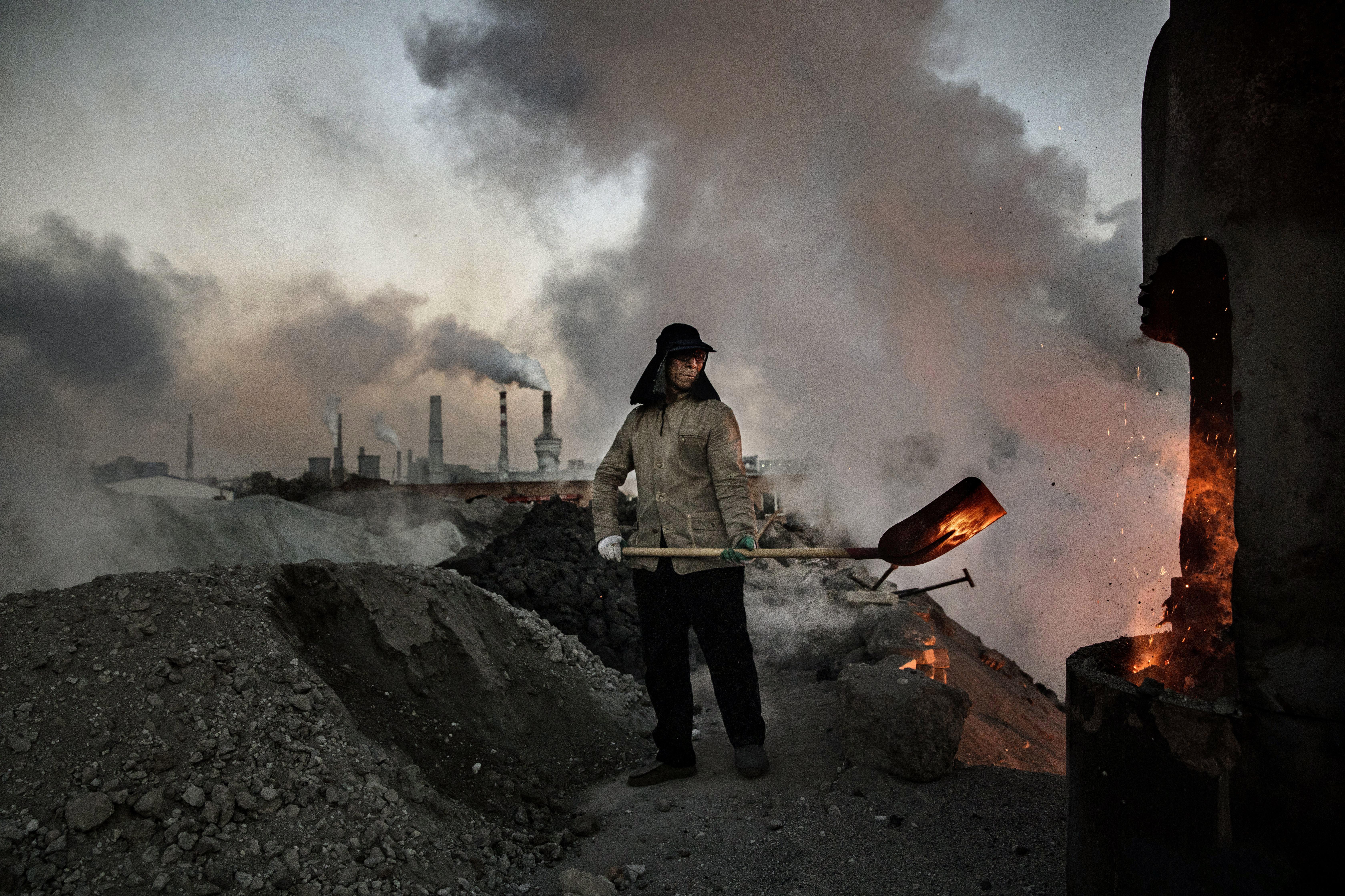 illegal steel factories
