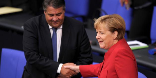 Eine Große Koalition aus Union und SPD ist bei den Wählern immer noch am beliebtesten