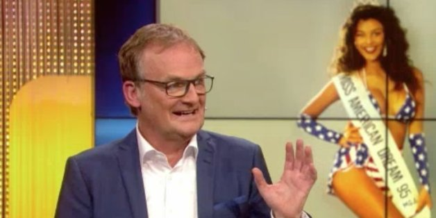 Plasberg verriet: Das verbindet Verona Pooth und Donald Trump