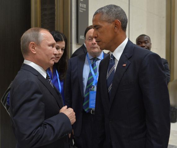 russia obama
