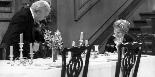 """""""Dinner for one"""" ist ein Silvester-Klassiker. Nicht immer fallen einem aber die Details auf"""