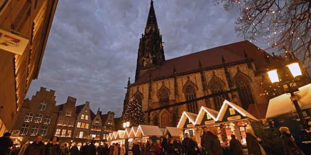 Münster zeigt, wie man Frauen an Silvester schützen kann.