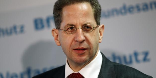 Verfassungsschutzpräsident Hans-Georg Maaßen verteidigt die Behörden