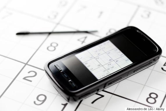 smartphone numbers game