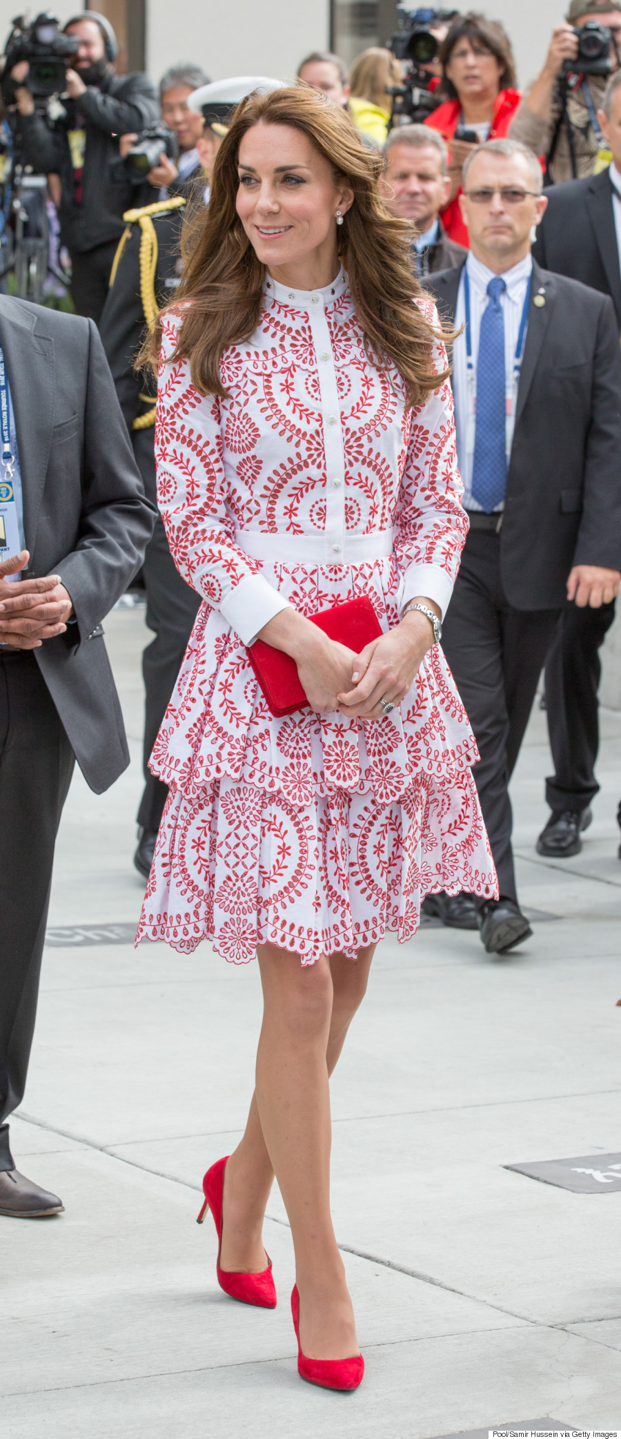 duchess of cambridge vancouver