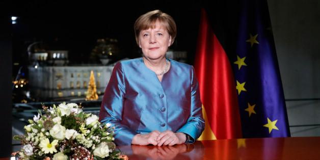 Merkels Neujahrsansprache 2016 im Wortlaut
