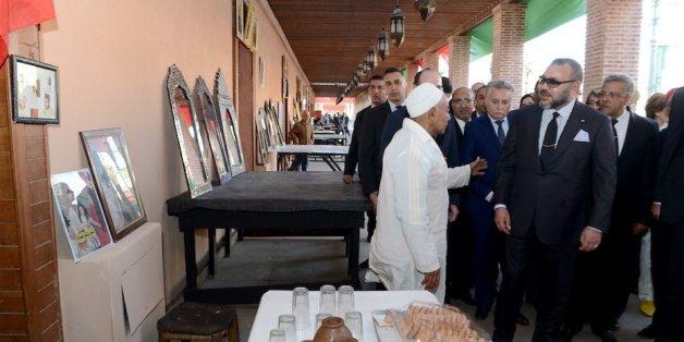 Marrakech: Le roi redonne aux rues du quartier du Mellah leur nom d'origine