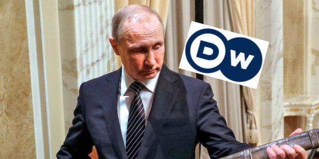 """""""Der Präsident, der Weihnachten rettete"""": Wie die Deutsche Welle Russlands Präsidenten Wladimir Putin feiert"""
