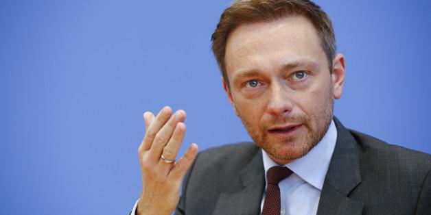 """FDP-Chef Lindner: """"Große Koalition hat so viel Schaden angerichtet wie selten eine Regierung zuvor"""""""