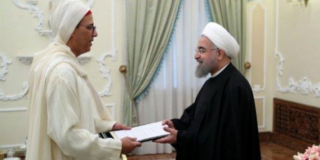 Le président iranien appelle au renforcement des liens entre l'Iran et le Maroc